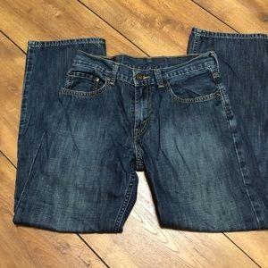 Boys Levi's Jeans 27x27